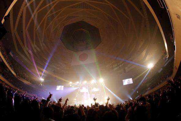 12月29日@日本武道館 (c)photo by 森 久 (okmusic UP's)