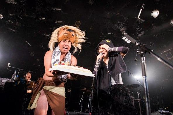 10月11日@渋谷クラブクアトロ (okmusic UP\'s)