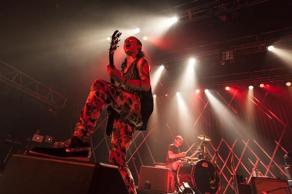 10月14日@SHIBUYA-AX (c)Yosuke Torii(okmusic UP\'s)