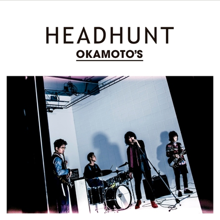 シングル「HEADHUNT」【通常盤】(CD) (okmusic UP's)