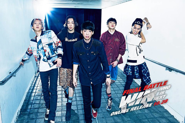 WINNER (okmusic UP\'s)