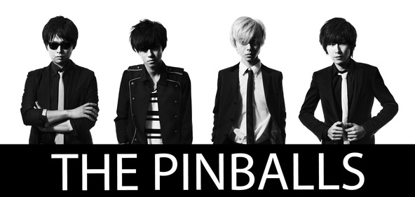 THE PINBALLS (okmusic UP\'s)