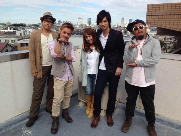 CLIFF EDGE×川崎希・アレクサンダー夫妻 (okmusic UP\'s)