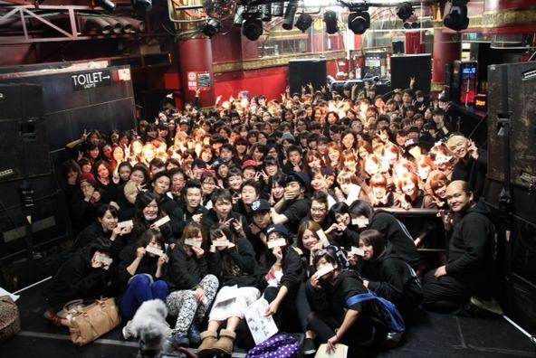 11月3日(日)@渋谷 (okmusic UP\'s)