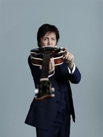 ポール・マッカートニー (c)2013Mary McCartney(okmusic UP\'s)