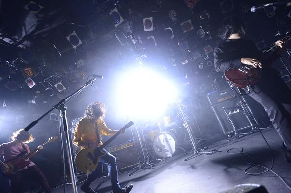 11月4日@渋谷CLUB QUATTRO (okmusic UP\'s)