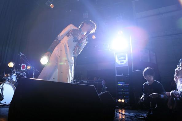 11月4日(月・祝)@渋谷WWW photo by 下家康弘 (okmusic UP\'s)