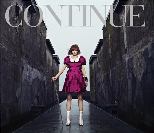 アルバム『CONTINUE』【初回限定盤】 (okmusic UP\'s)
