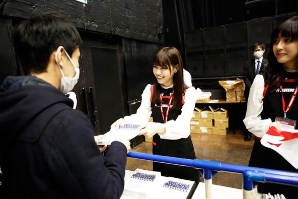 1月6日@Zepp Tokyo (okmusic UP's)