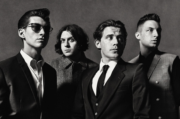 Arctic Monkeys (okmusic UP\'s)