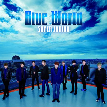 シングル「Blue World」【CD+DVD】 (okmusic UP\'s)