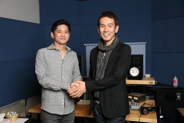 馬場俊英×萩原聖人 (okmusic UP\'s)
