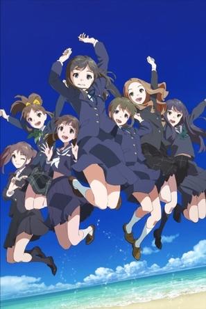 TVアニメ「Wake Up, Girls!」新ビジュアル (C)Green Leaves/Wake Up, Girls!製作委員会(okmusic UP\'s)