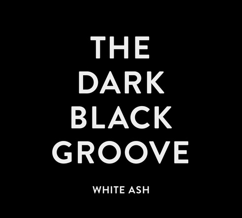 アルバム『THE DARK BLACK GROOVE』(三方背ジャケ写) (okmusic UP's)