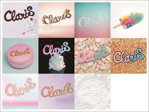 これまでにリリースされた全シングル11曲を網羅したClariS初のベストアルバムがリリース決定