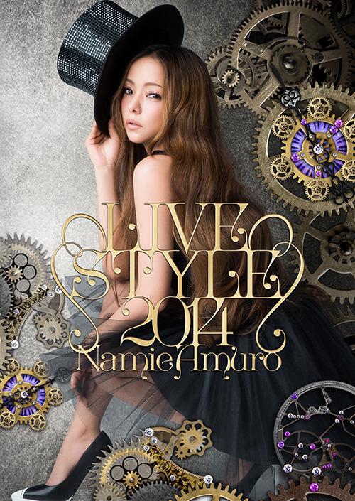 DVD&Blu-ray『namie amuro LIVE STYLE 2014』【豪華盤】