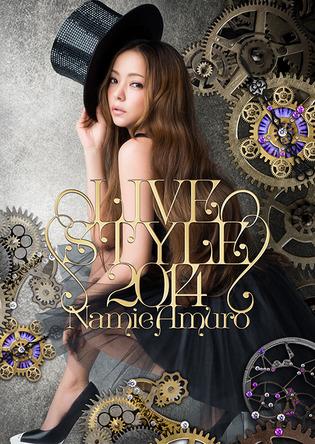 DVD&Blu-ray『namie amuro LIVE STYLE 2014』【豪華盤】 (okmusic UP's)