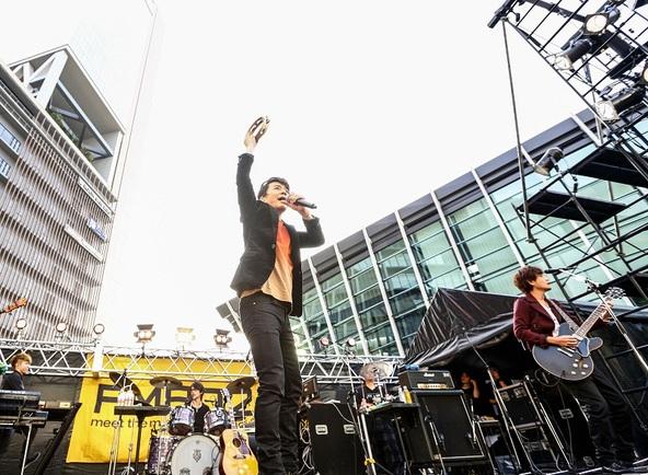 11月9日(土)@グランフロント大阪 うめきた広場 (okmusic UP\'s)