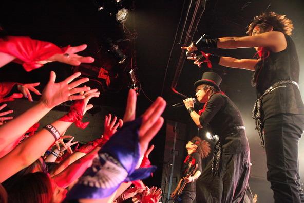 11月9日@ 『丞昇薔薇ノ気流』 photo by 田中伸二  (okmusic UP\'s)