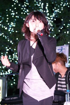 11月10日(日)@東京・ダイバーシティ東京プラザ (okmusic UP\'s)