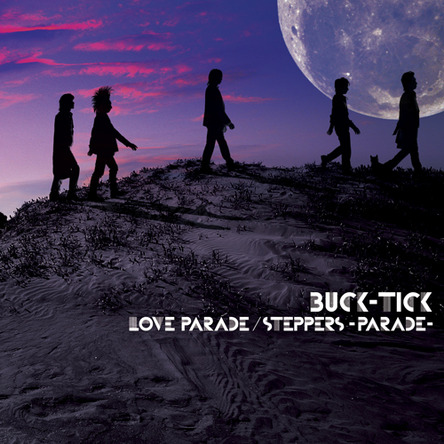シングル「LOVE PARADE/STEPPERS ?PARADE-」 (okmusic UP\'s)