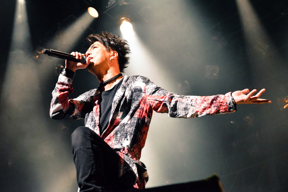 11月10日@赤坂ブリッツ (okmusic UP\'s)