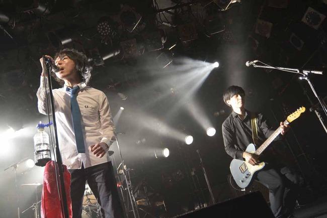 1月8日@ Shibuya CLUB QUATTRO