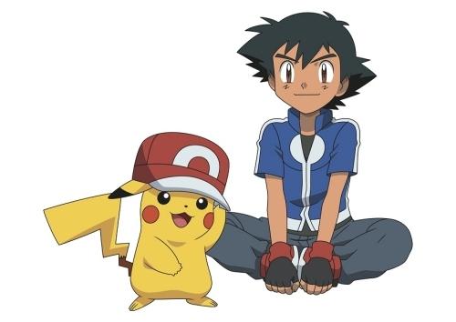 「ポケットモンスター XY」新OPテーマ「ゲッタバンバン」が話題に(画像はサトシとピカチュウ) (C)Nintendo・Creatures・GAME FREAK・TV Tokyo・ShoPro・JR Kikaku (C)Pokemon