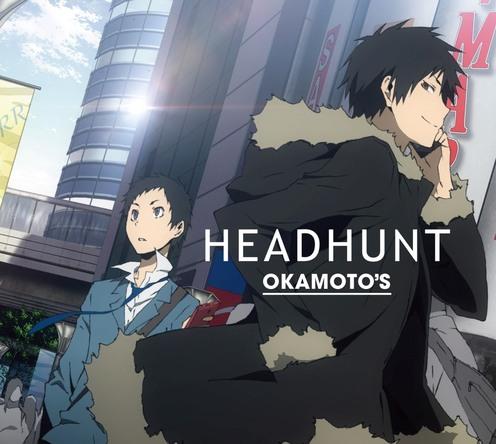 シングル「HEADHUNT」【期間生産限定盤】 (okmusic UP's)