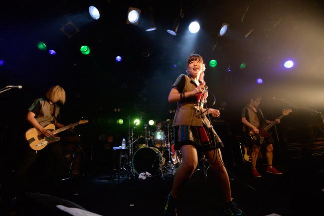 1月11日@渋谷CLUB QUATTRO