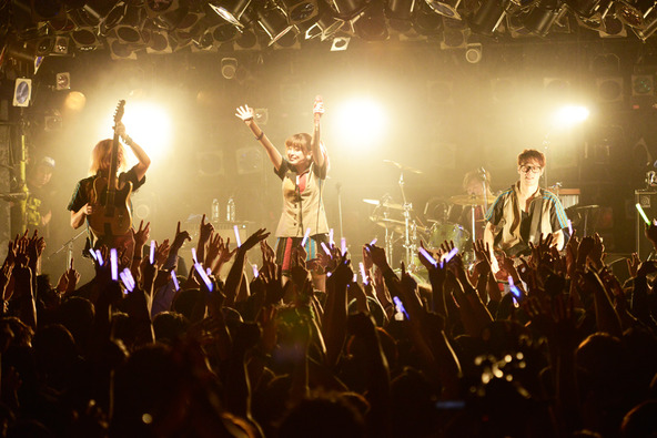 1月11日 渋谷CLUB QUATTRO (okmusic UP's)