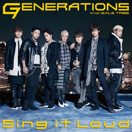 シングル「Sing it Loud」【CD Only】 (okmusic UP's)