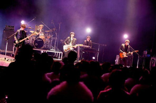 1月12日に地元、大阪松原市の成人式でサプライズLIVE (okmusic UP's)