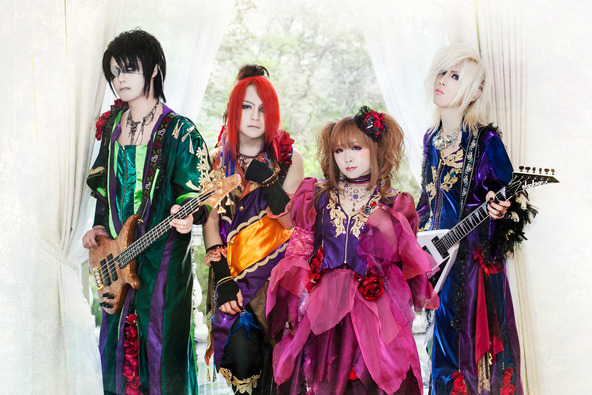 Perpetual Dreamer(左から、Hav Minato Nozomi kissy) (okmusic UP\'s)