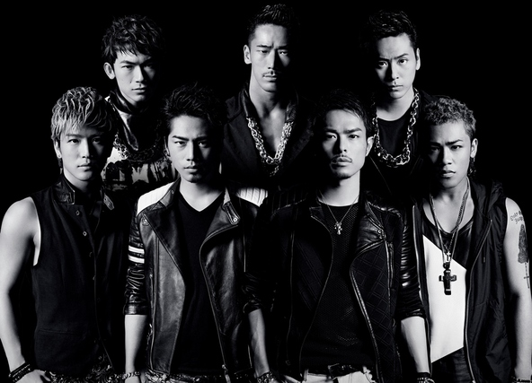 三代目 J Soul Brothers (okmusic UP\'s)