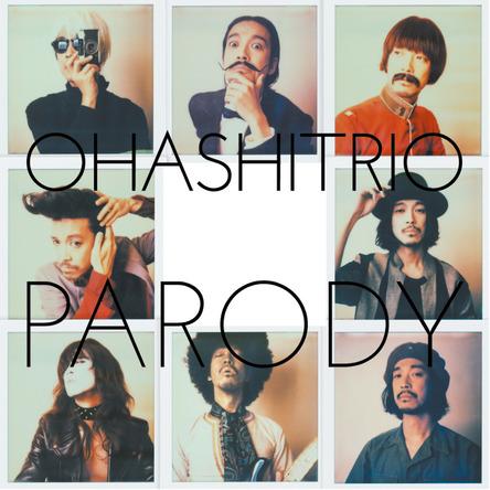 アルバム『PARODY』 (okmusic UP's)