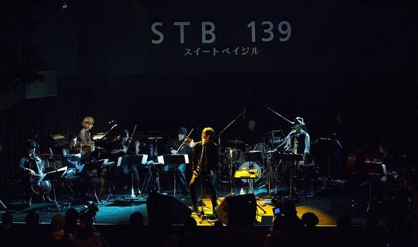 10月19日@東京・STB 139 スイートベイジル (okmusic UP\'s)
