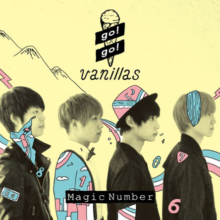 go!go!vanillas Magic Number (okmusic UP's)