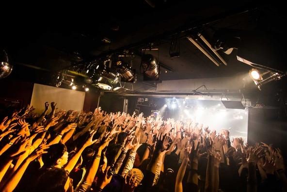 1月14日@大阪DROP (okmusic UP's)