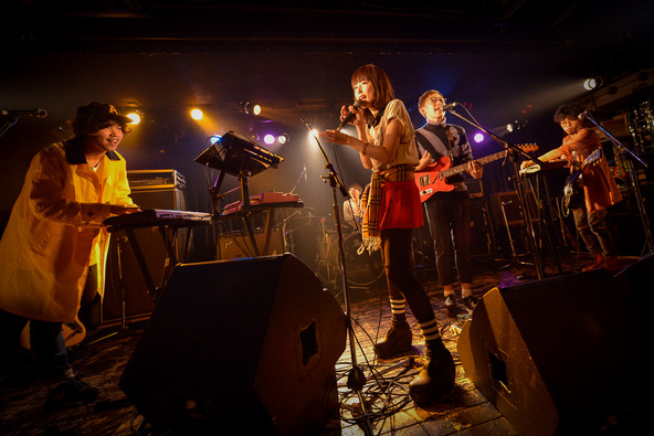 1月15日@渋谷TSUTAYA O-nest (okmusic UP's)
