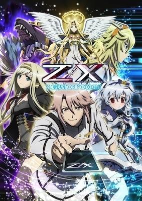 TVアニメ「Z/X IGNITION(ゼクス・イグニッション)」 (C)Z/X IGNITION製作委員会(okmusic UP's)