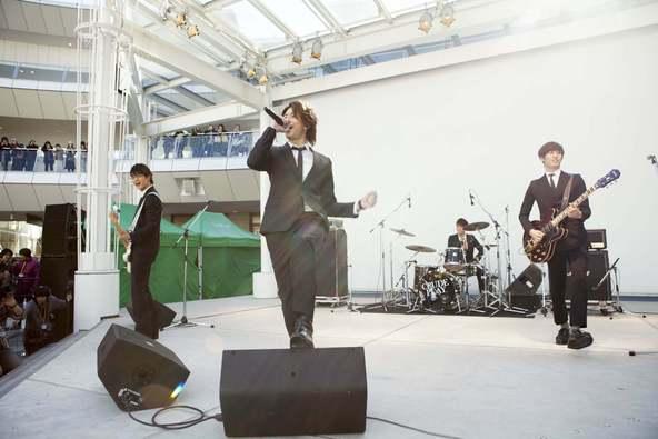 11月23日(土・祝)@ラゾーナ川崎プラザ ルーファ広場 グランドステージ (okmusic UP\'s)