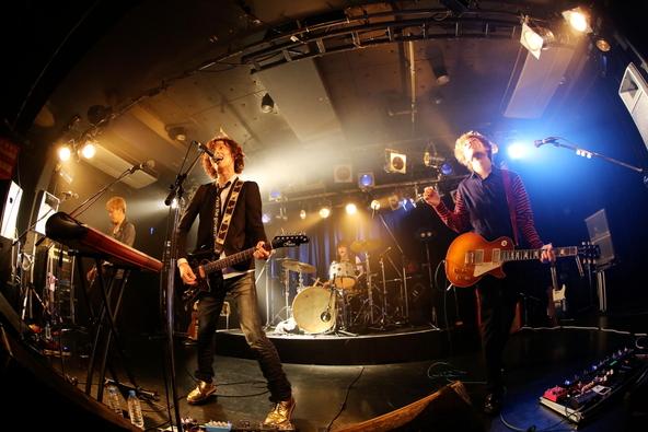 11月22日@東京・Shibuya O-Crest (okmusic UP\'s)