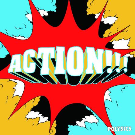 アルバム『ACTION!!!』 (okmusic UP\'s)