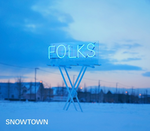 ミニアルバム『SNOWTOWN』 (okmusic UP's)