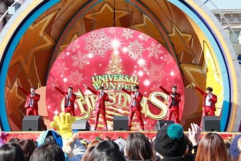 「2PM Xmas LIVE 2013 in UNIVERASAL STUDIOS JAPAN (R)」  (okmusic UP\'s)