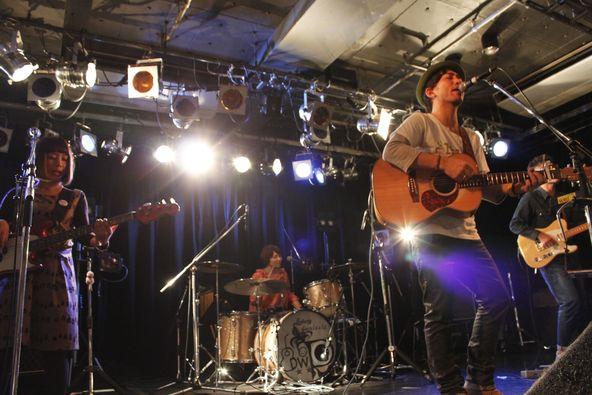 11月23日@東京・渋谷O-Crest (okmusic UP\'s)