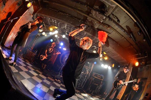 1月16日@新宿LOFT(ザ・チャレンジ) (okmusic UP\'s)