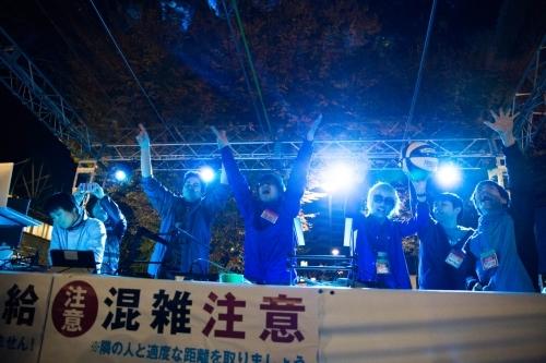 """Re:animation6 - Rave in NAKANO なかのまちめぐり博覧会-""の模様 (okmusic UP\'s)"
