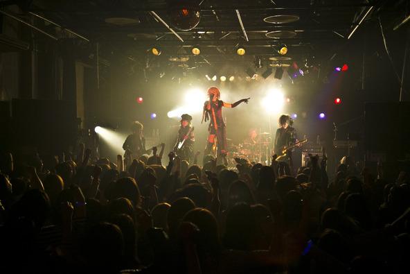 1月17日@OSAKA MUSE(少年記) (okmusic UP's)
